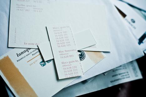 Comment choisir son papier aquarelle (rapport quantité/prix) - Pinhole | Sténopé | Scoop.it