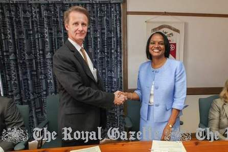 'Win-win partnership': Georgia State signs distance learning agreement with ... - Royal Gazette   Robinson   Scoop.it