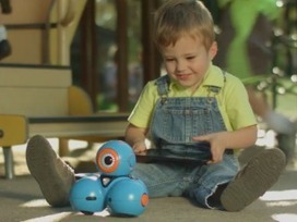 Play-i Toy Robots Teach Young Children Computer Programming Basics [Video] | Eskills4Future | Scoop.it