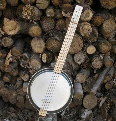 MAKE | How-To: The Panjolele Cake Pan Ukulele | Music: Listening and Playing | Scoop.it