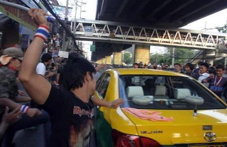 Four people shot at Ramkhamhaeng University after clashes - The ... | Pensamientos Alternados | Scoop.it