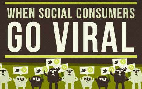 The Power of the Social Consumer [INFOGRAPHIC] | The Empowered Consumer | Scoop.it