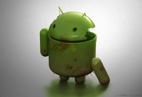 Google reconoció que Android no fue diseñado para ser seguro | MUNDOAUDIOVISUAL | Scoop.it