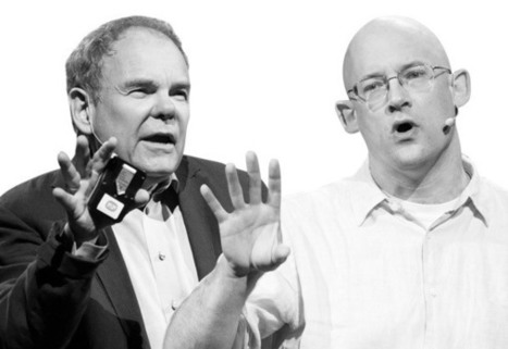 Tapscott vs. Shirky | Play, Learning, and Technology | Scoop.it
