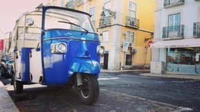 Tweet from @ilovebairroalto | Calessino Parade - collectable Italian style on three wheels | Scoop.it