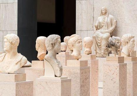 El retrato romano. MAN - Museo Arqueológico Nacional | Mundo Clásico | Scoop.it