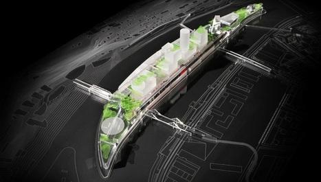 Des modifications attendues pour le projet de reconstruction de l'ile Seguin par Jean Nouvel | Urbanisme | Scoop.it