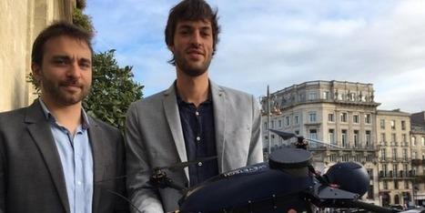 Drones : le bordelais Skeyetech prépare une première mondiale ! | Une nouvelle civilisation de Robots | Scoop.it