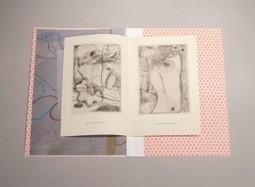 Bookmarking Book Art - Two Catalogs by Barb Tetenbaum   Books On Books   Scoop.it