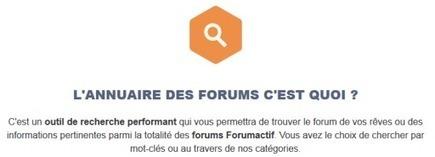 Comment trouver le meilleur forum? | Forumactif | Scoop.it