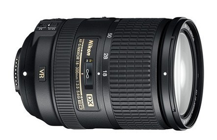 Nikon launches AF-S Nikkor 18-300mm F3.5-5.6G ED VR superzoom lens | Photography Gear News | Scoop.it