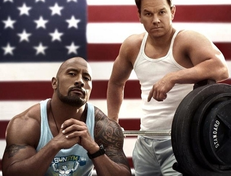 #FITNESS #HEALTH - Dwayne Johnson And Mark Wahlberg Workout | Health and Fitness | Scoop.it
