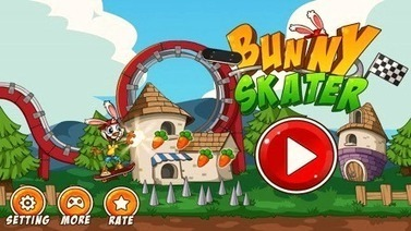 Download Bunny Skater for PC Free on Windows 7, 8, XP and MAC OS | Apps for PC | Scoop.it