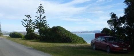 Campingplatz Marfells Beach › Weit weg Reisen   Newzealand   Scoop.it