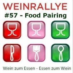 "Weinrallye #57 ""Food Pairing"" 