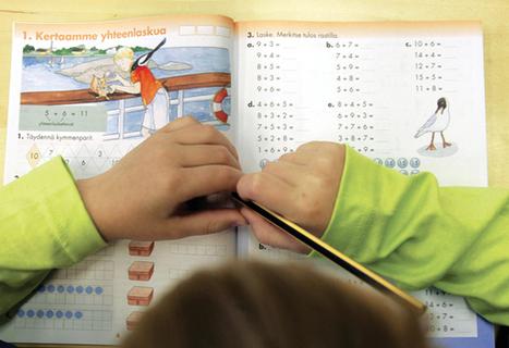 Éducation : la Finlande première de classe ! - L'actualité | Scoop it | Scoop.it
