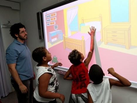 Brasileiro é otimista quanto ao uso de tecnologia na educação | Fractoscópio | Scoop.it