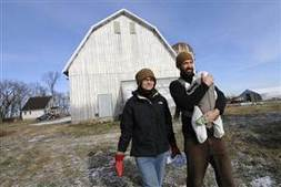 Stifled by corporate America, the young turn to farming | Local Economy in Action | Scoop.it