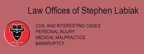 Law Offices of Stephen Labia | Law Offices of Stephen Labiak | Scoop.it