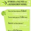 Infographie : Optimiser une page web pour le référencement naturel | Think Digital - Tendances et usages des médias sociaux | Scoop.it