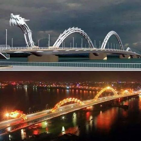 Did You Know There Is A Bridge In Vietnam Shaped Like A Dragon? | General News And Stories | Scoop.it