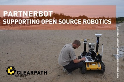 Clearpath Robotics Offers $100,000 to Robotics Research | Willow Garage | The Robot Times | Scoop.it