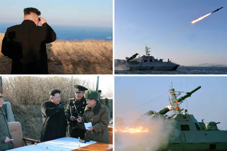 La Corée du Nord aurait testé un nouveau missile de croisière anti-navires inspiré du KH-35 russe | Newsletter navale | Scoop.it
