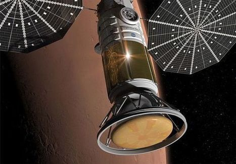 Details of 1st private manned Mars mission revealed | FutureChronicles | Scoop.it