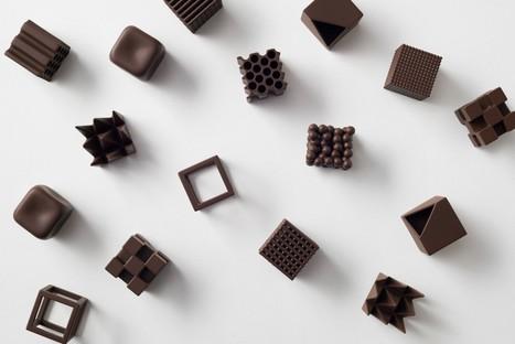 Le goût de la forme selon Oki Sato | Alimentation Générale | AG | Art & food | Scoop.it