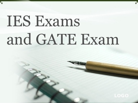 How to Prepare For The IES and GATE Exams | IES Coaching in DELHI | Scoop.it