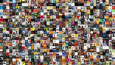 Technology is changing the way album covers are designed | Records&Collecting | Scoop.it