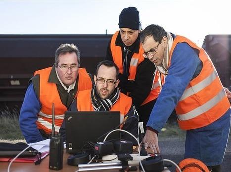 Geodis et fret SNCF lancent le train le plus long d'Europe | SNCF.com | SNCF et Fret | Scoop.it