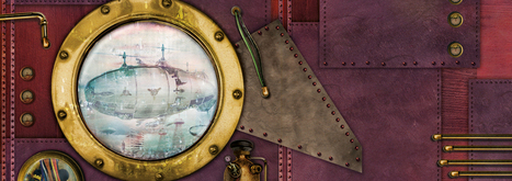 O Steampunk no Brasil | Litteris | Scoop.it