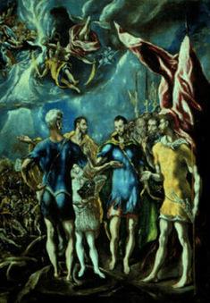 HISTORIA DEL ARTE: LA PINTURA ESPAÑOLA DEL RENACIMIENTO: EL GRECO. | Historia | Scoop.it
