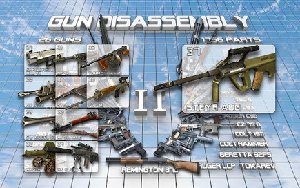 Gun Disassembly 2 v1.0 FullMobileCruze-Android|Apps|Games|Themes|Apk | Mobilecruze | Scoop.it