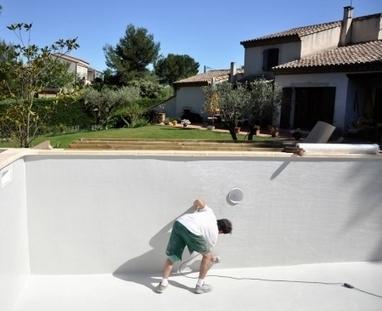Kit d'étanchéité piscines, bassins, réservoirs, fondations, murs, caves | Matériaux Produits | Scoop.it