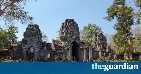 Revealed: Cambodia's vast medieval cities hidden beneath the jungle | News in Conservation | Scoop.it