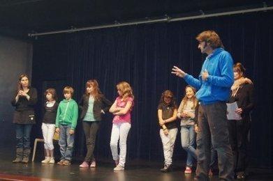 Du théâtre pour réfléchir et agirLe théâtre forum - Sud Ouest   FORUM THEATRE: Be the actor of your life!   Scoop.it