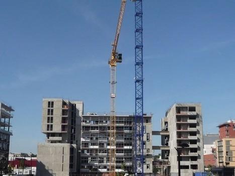 Encore un trimestre en hausse pour la construction neuve | Economy & Business | Scoop.it