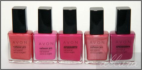 Avon-Pinks-front-Allura.jpg (1024x505 pixels) | AVON Products | Scoop.it