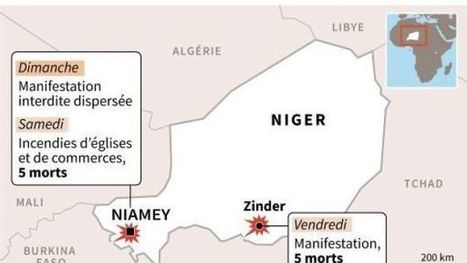 Niger: 10 morts dans les émeutes contre Charlie Hebdo, l'opposition se mobilise   International aid trends from a Belgian perspective   Scoop.it