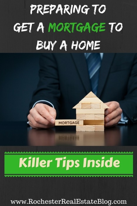 How To Secure A Mortgage When Buying A Home | Top Real Estate and Mortgage Articles | Scoop.it