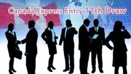 During Canada Express Entry eleventh draw 1575 invitations were issued | OpulentusReview | Scoop.it