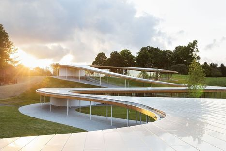 SANAA's Grace Farms WINS the 2014/2015 Mies Crown Hall Americas Prize | The Architecture of the City | Scoop.it