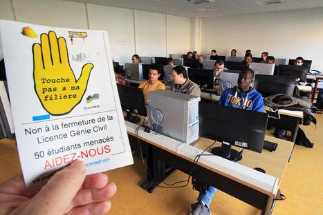 Université du littoral : la licence génie civil sera supprimée à la rentrée de septembre à Calais | Enseignement Supérieur et Recherche en France | Scoop.it
