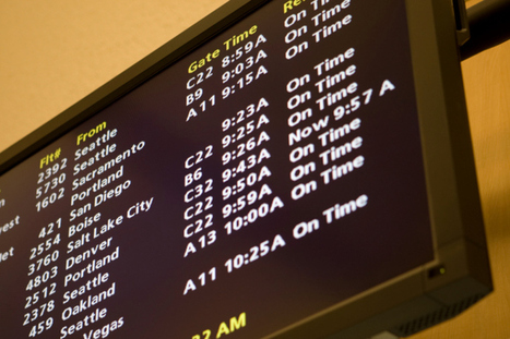 What Does Your Flight Number Mean?   Radio Show Contents   Scoop.it