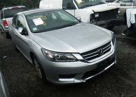 2013 HONDA Accord | Online Auto Auction | Scoop.it