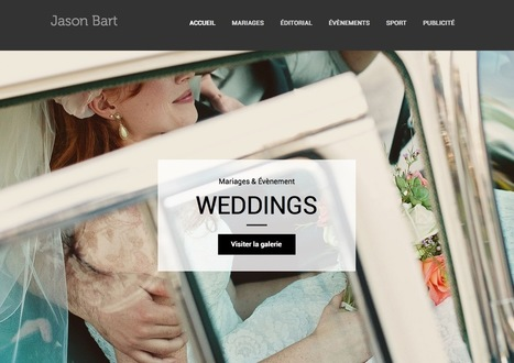 Créer un site internet de photographe | iPaoo | Scoop.it