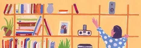 Our (Bare) Shelves, Our Selves | On Learning & Education: What Parents Need to Know | Scoop.it
