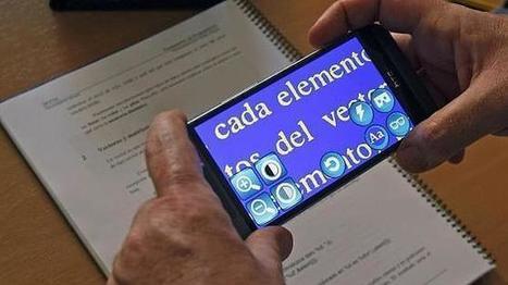 Una app alicantina convierte el móvil en unas gafas para discapacitados | Salud Visual 2.0 | Scoop.it